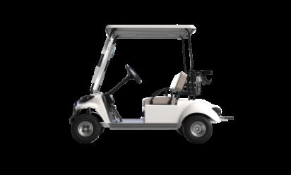 golfbil veckefjärden